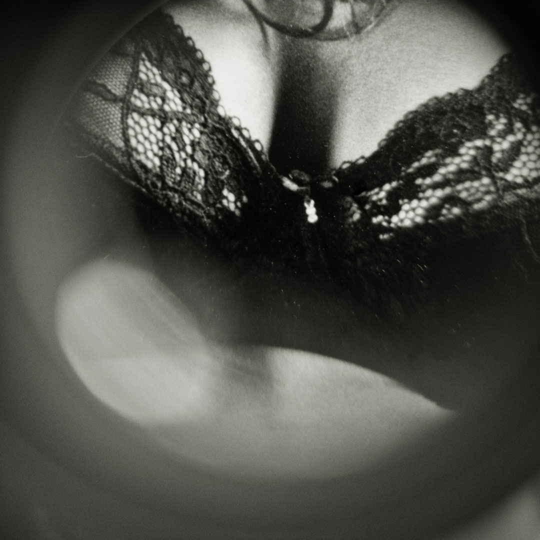 Bellissima   Shooting fotografico di intimo femminile
