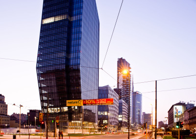 Milano Porta Nuova | Servizio Fotografico di Architettura