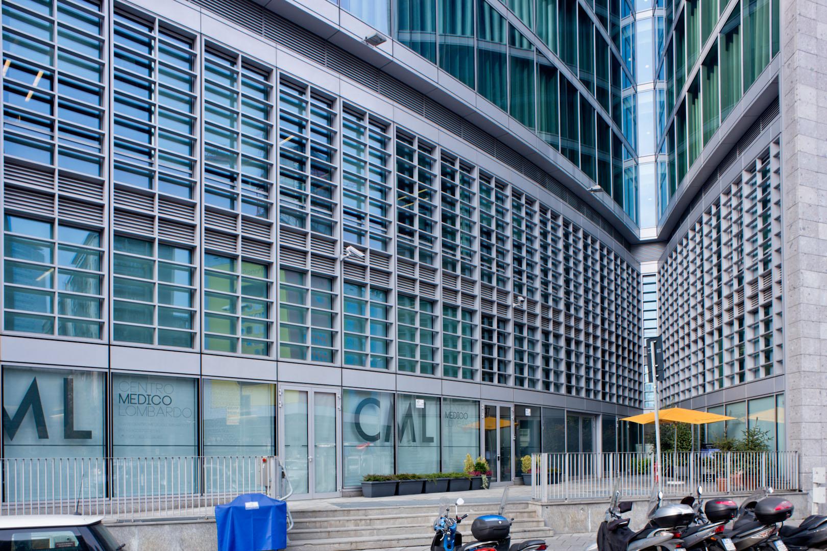 CML Centro Medico Lombardo | Servizio fotografico di architettura e interni