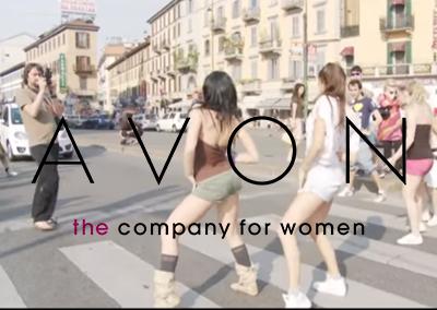 AVON – Flash Mob Milano | Reportage fotografico e video