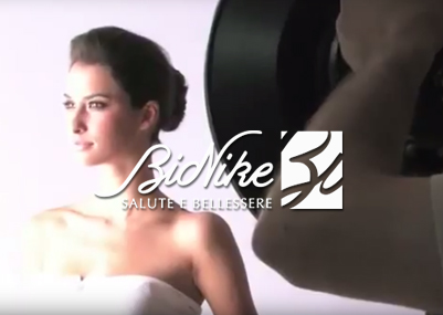 Bionike | video di backstage e servizio fotografico beauty