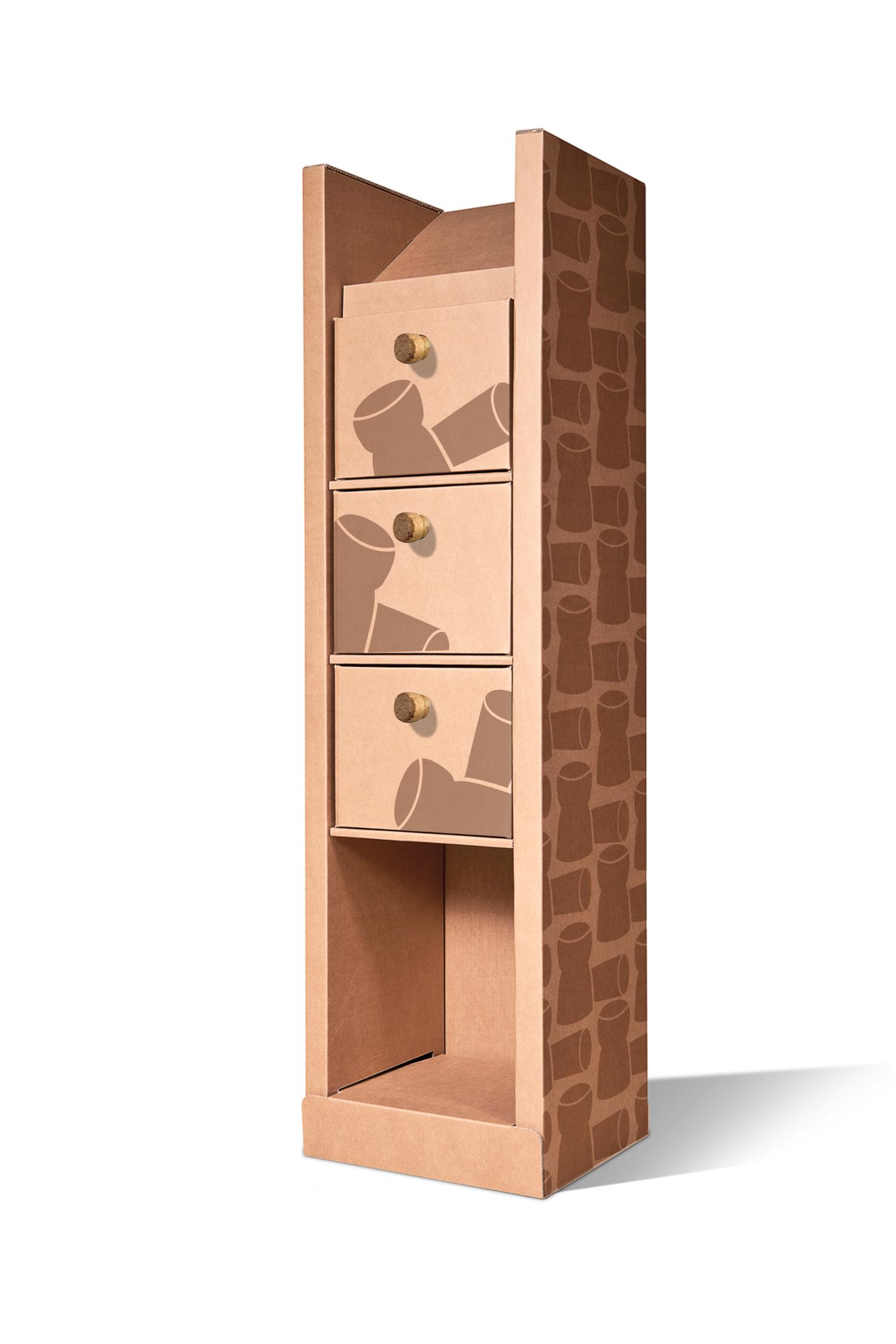 The Nor Box   Progettazione Espositori e Creatività Grafica