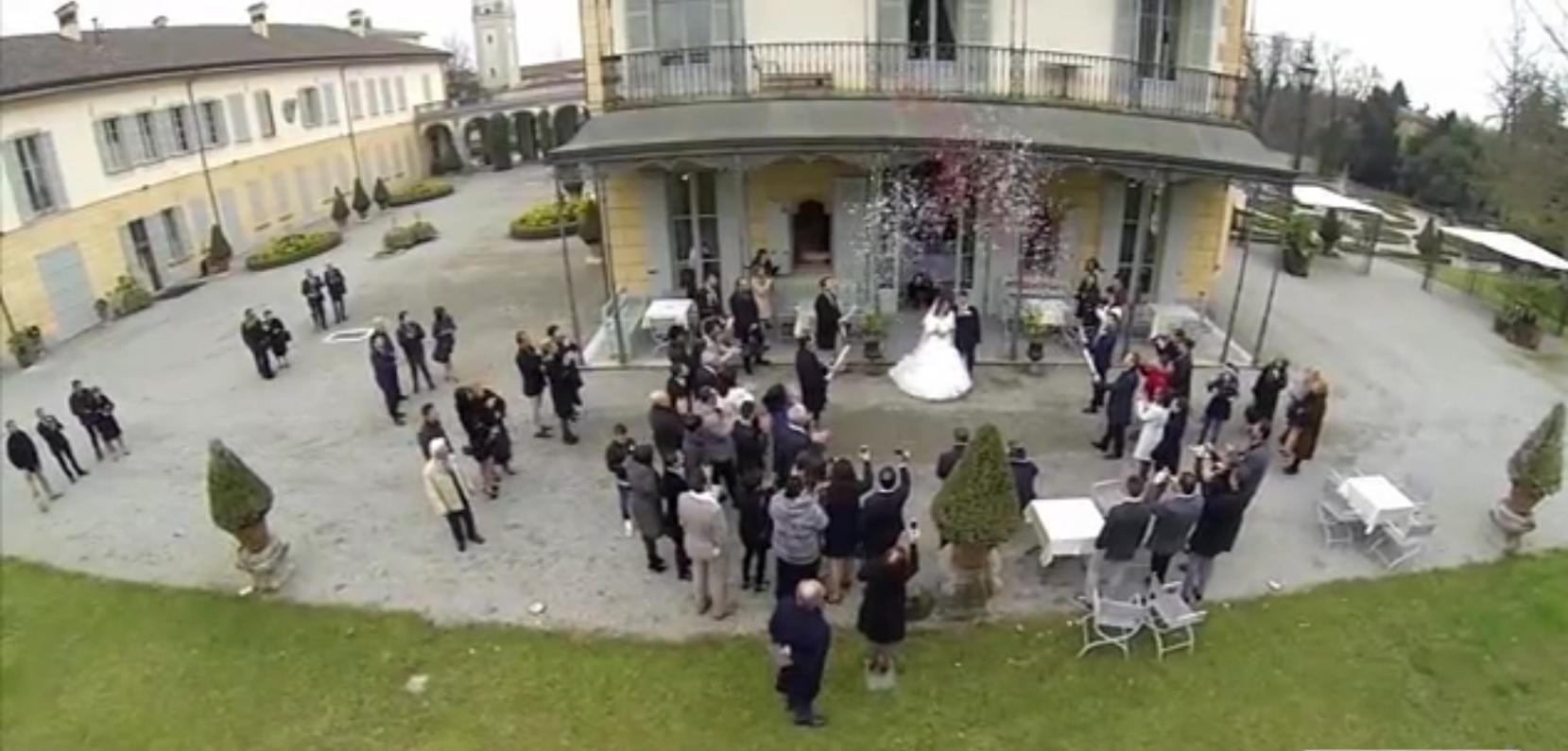 Realizzazione Video – Riprese Aeree Drone