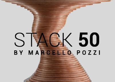 Stack 50 table | Servizio fotografico per elementi di Arredo e Design