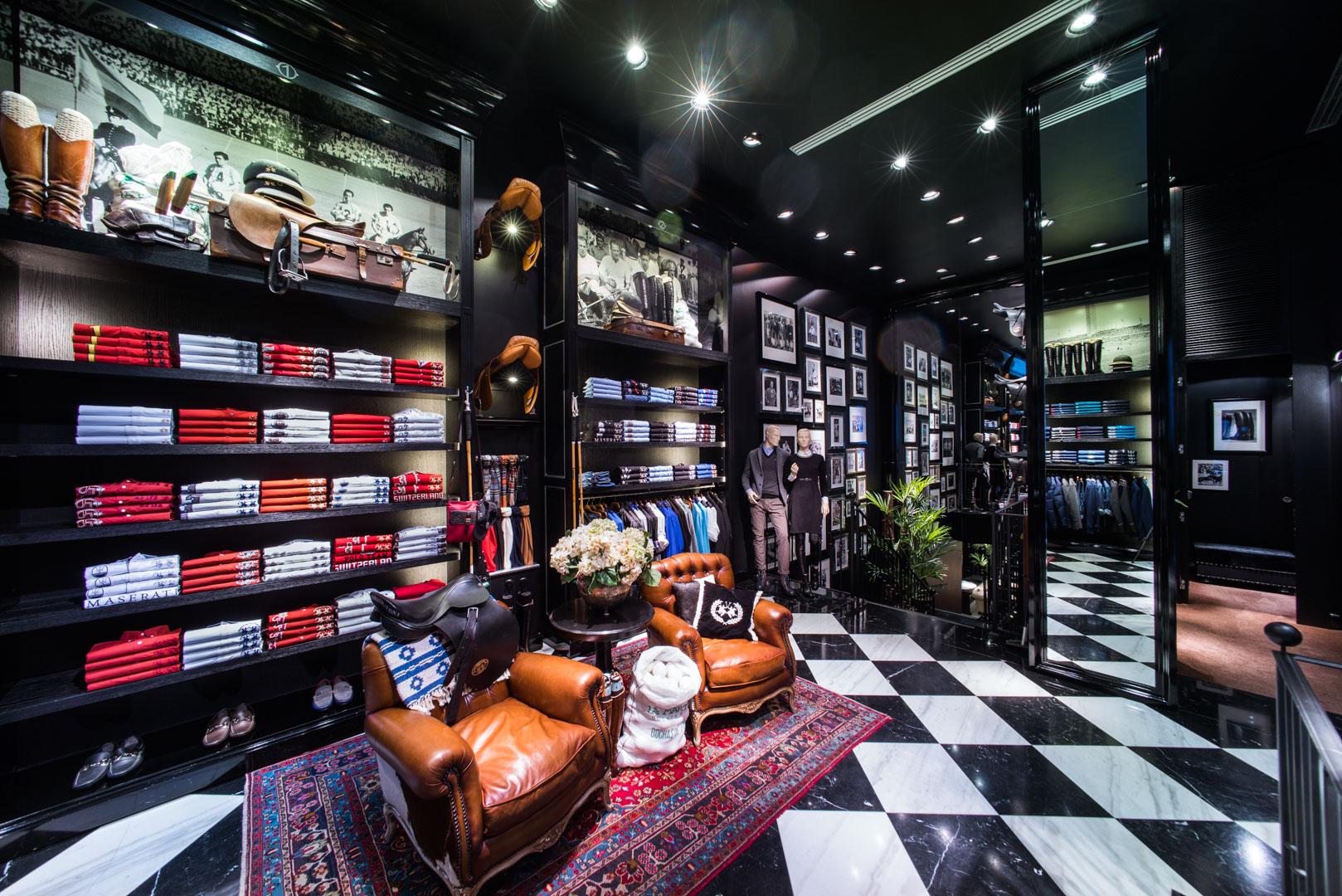 La Martina Store Milano
