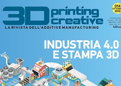 3D Printing Creative | sito web e progettazione grafica