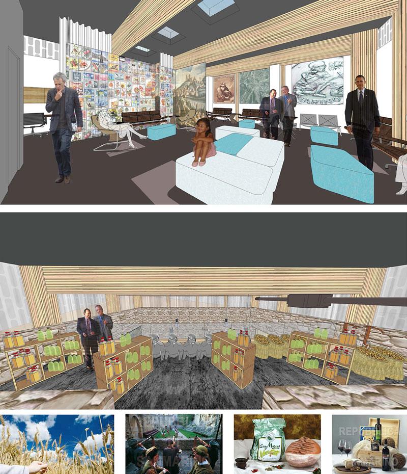 Progettazione stand e comunicazione per San Marino Expo 2015