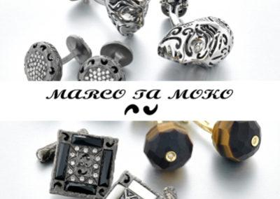 Marco Tamoko Jewels | sito web e progettazione grafica