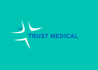Trust Medical | Logo e Brand Identity