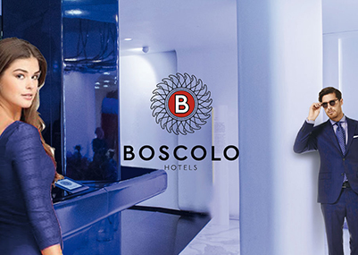 Boscolo Hotel | Idea di concept per l'Advertising 2016