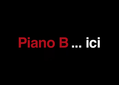 Piano B-ICI | Documentario
