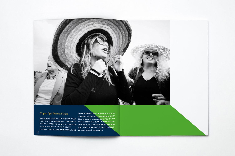 La Martina concept Magazine | Progettazione grafica e Art Direction