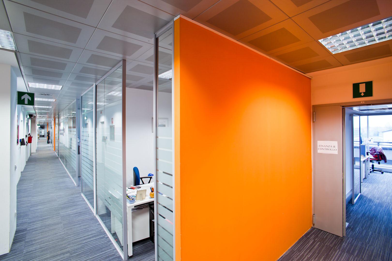Orion Capital Managers | Servizio fotografico di interni