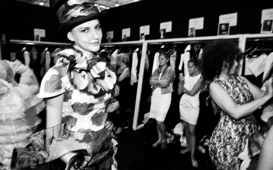 Archetipo fashion show | Reportage fotografico nel backstage della sfilata