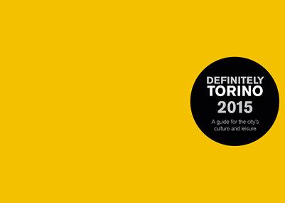 Turin Guide città di Torino   Progettazione grafica e Art Direction