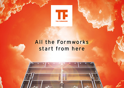 The Formwork per Bauma 2016 | Progettazione grafica e Art Direction