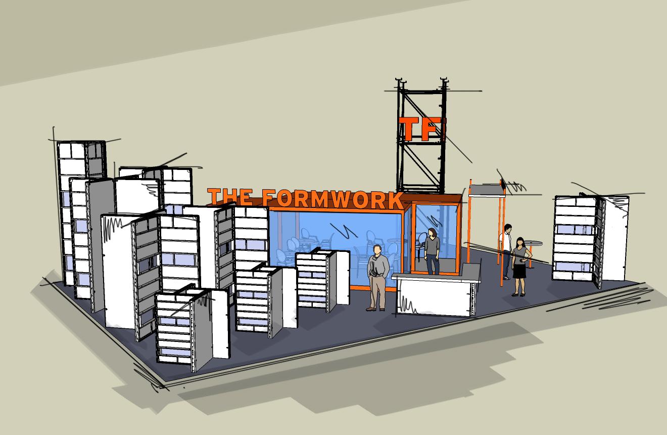 The Formworks - Bauma 2017 | Progettazione grafica e Art Direction