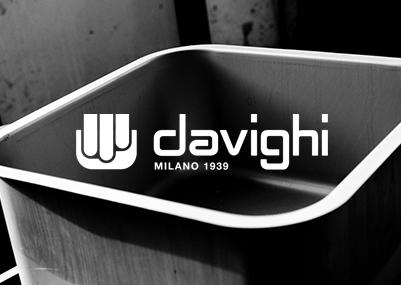 Davighi International | Restyling Logo e Reportage Fotografico