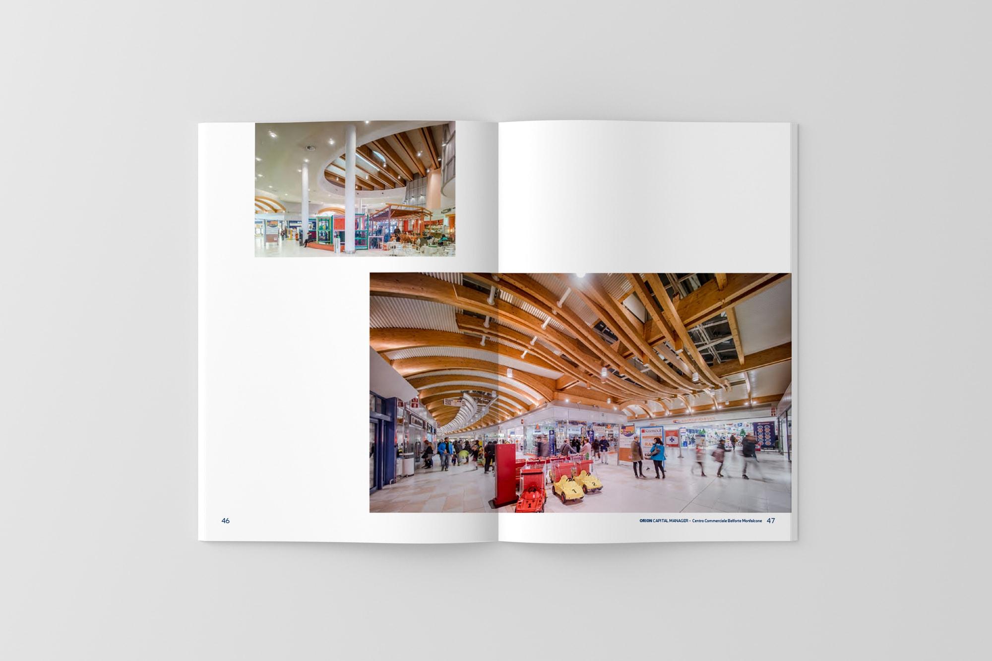 Orion Capital Manager | Servizio fotografico di Architettura e Brochure