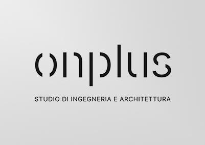 On Plus Studio di Ingegneria e Architettura | Logo Design & Brand Identity